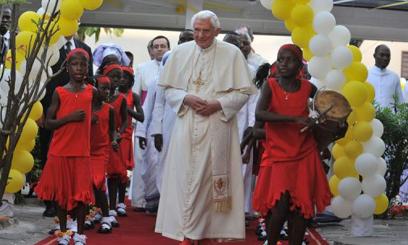 God is love pope benedict summary