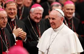 Behind Pope Francis: A Hidden Vatican
