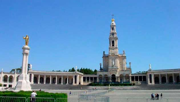 MondayVatican – Vatican » Pope Francis, Fatima and the World